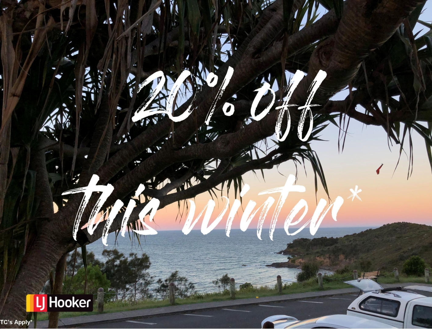 20% off this winter!